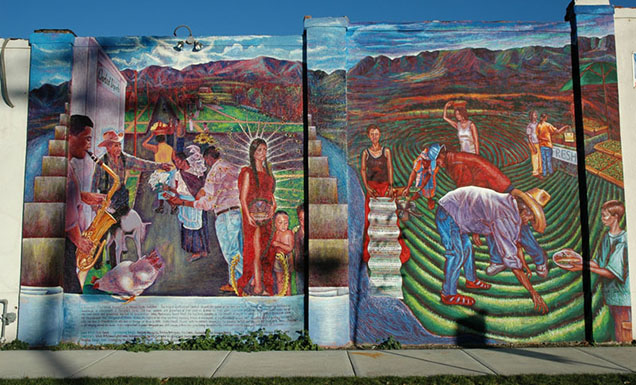 Ruby Chacon Public Art And Murals